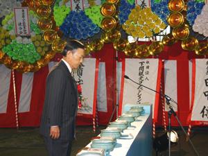 下関ふく供養祭の画像5