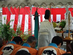 下関ふく連盟総会 ・秋のふく祭り祈願神事の画像1