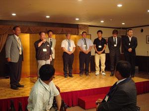 長崎北松・下関 ふぐ懇親会の画像3