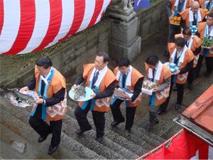 ふくの日祈願祭の画像2