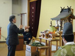 鐘崎ふぐ供養祭の画像2