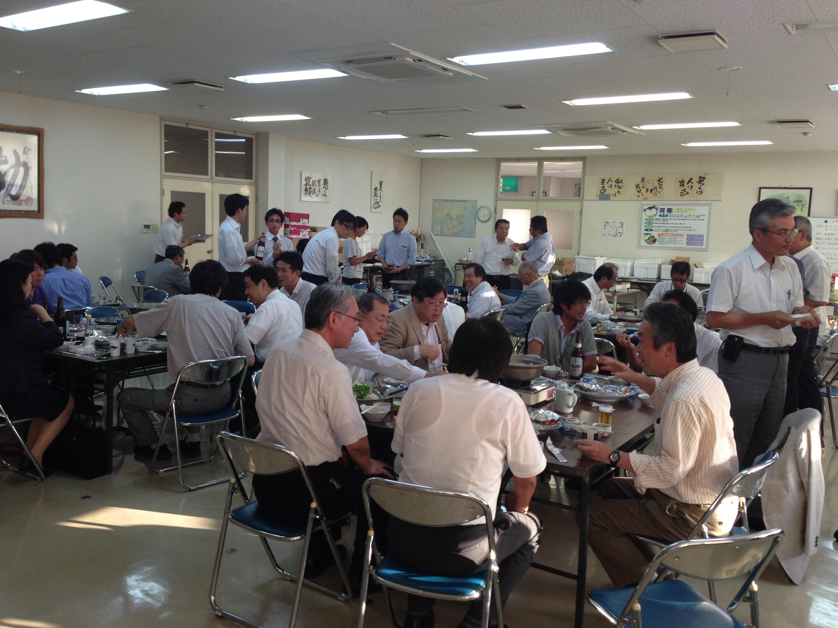 第24回西日本ふぐ研究会の画像1