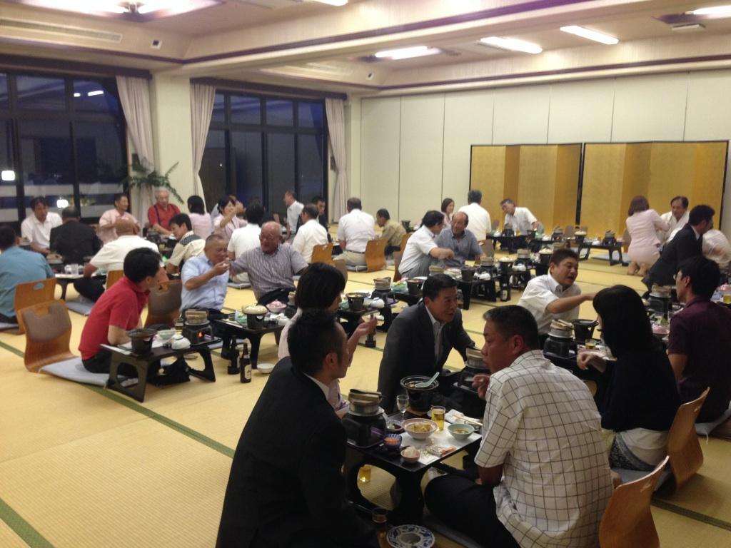 萩越ヶ浜はえ縄船団懇親会の画像3